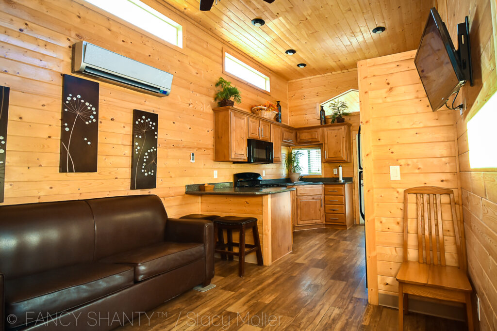 Park Model Cabin Camping for Families