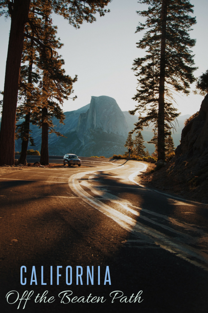 Insane destinations that will change how you see California. #5 is one of our favorite places to visit. Go off the beaten path next time you visit California.