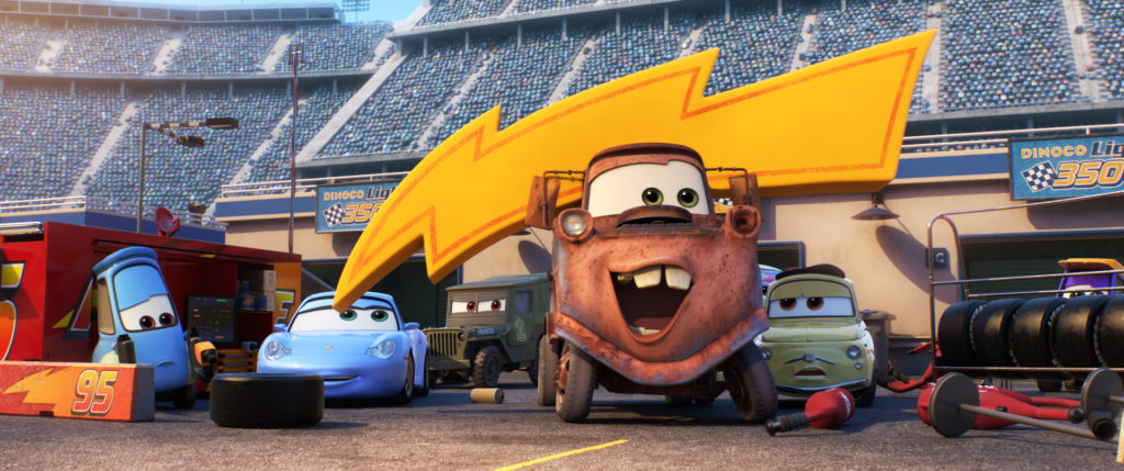 Cars 3 Activity Pack