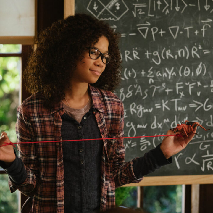 A Journey from Fear to Courage - A Wrinkle In Time Review