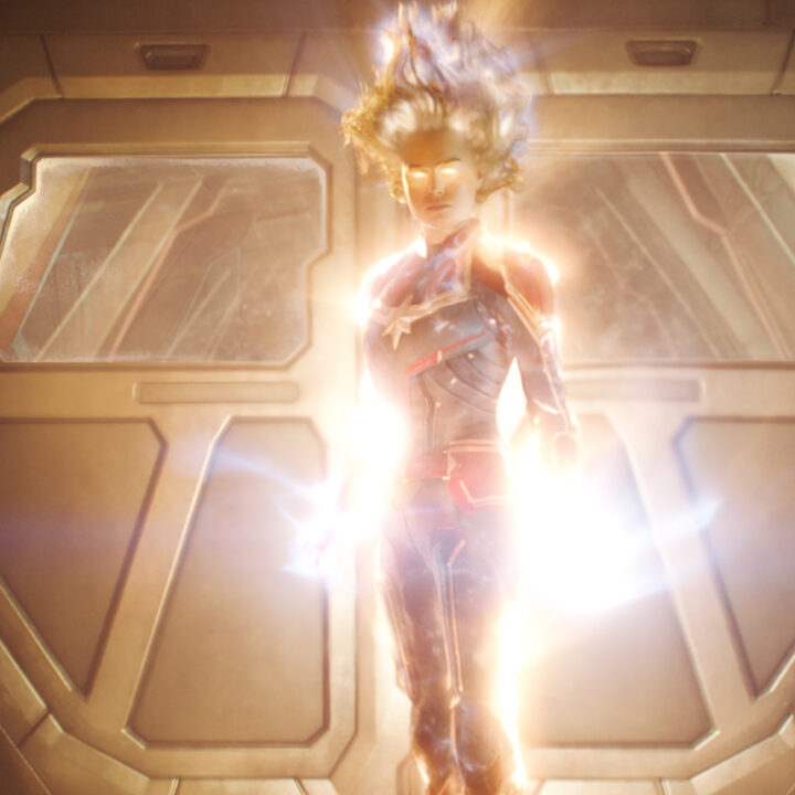 Captain Marvel Review - Nine Marvelous 90s Icons, Songs, and Pop Culture References