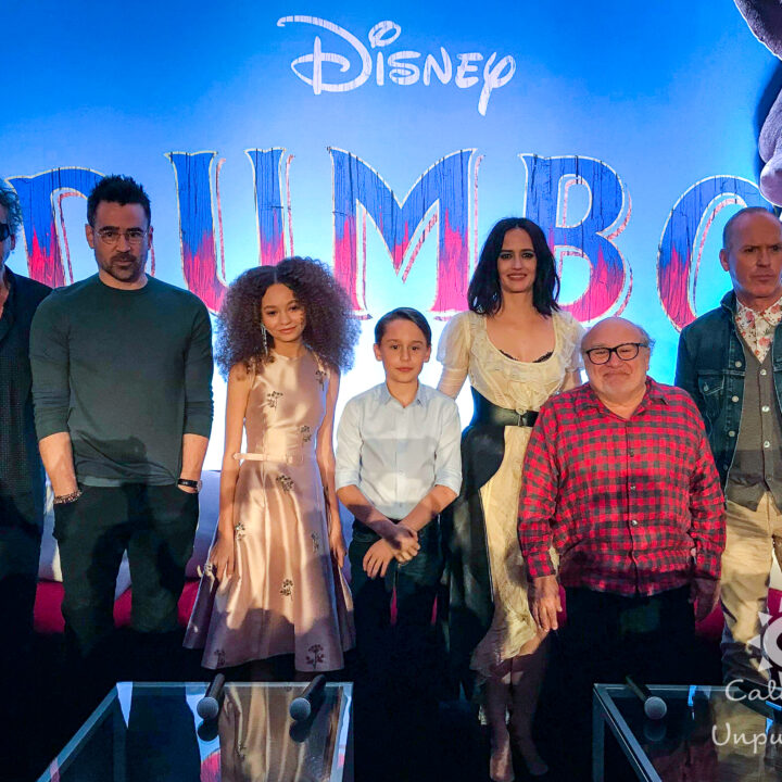 Behind the Characters of Disney's Dumbo