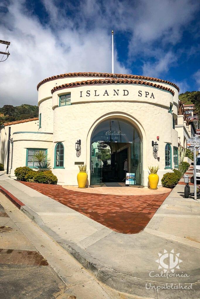 Island Spa, Avalon, Santa Catalina Island