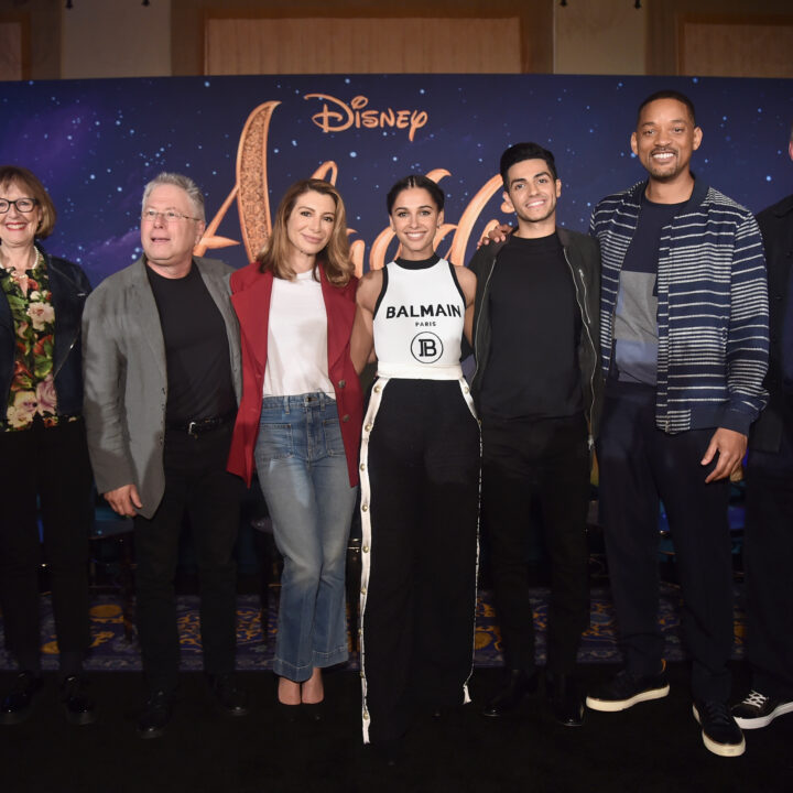 Will Smith's 3 Wishes - Moments from the Aladdin Press Conference