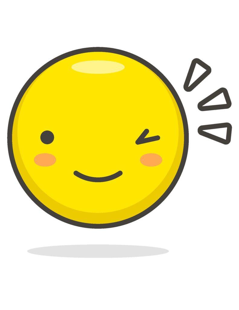 Free Printable Emoji Twister Game