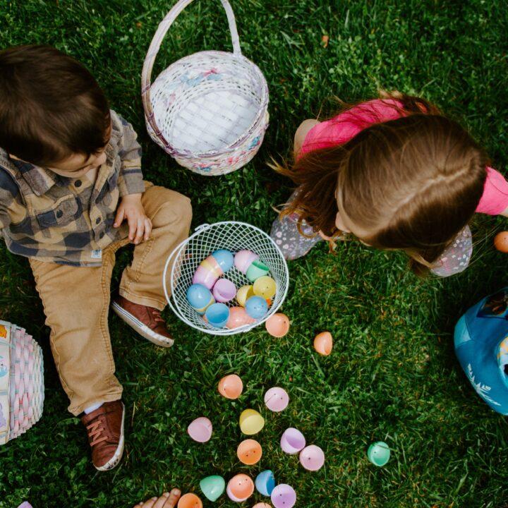 Free Printable Easter Basket Games for Kids