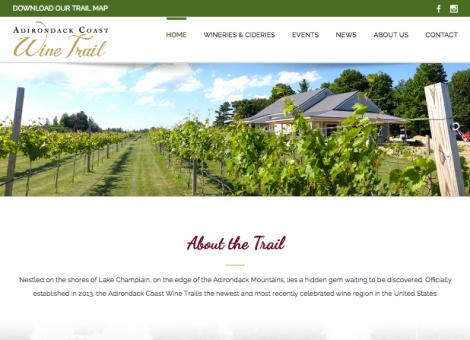 Adirondack Coast Wine Trail