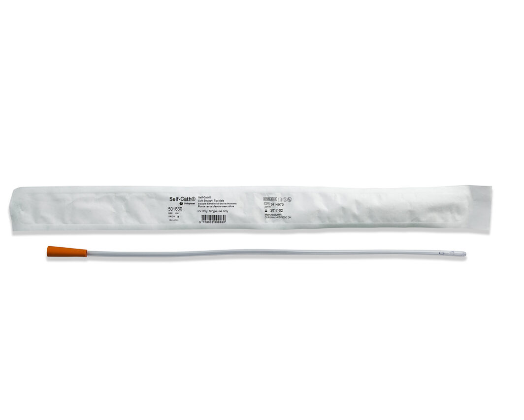 Coloplast Self-Cath®, Soft, Intermittent Catheter