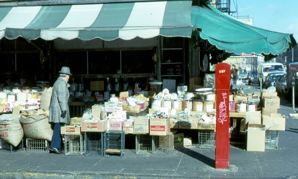 The corner store - Lower East Side