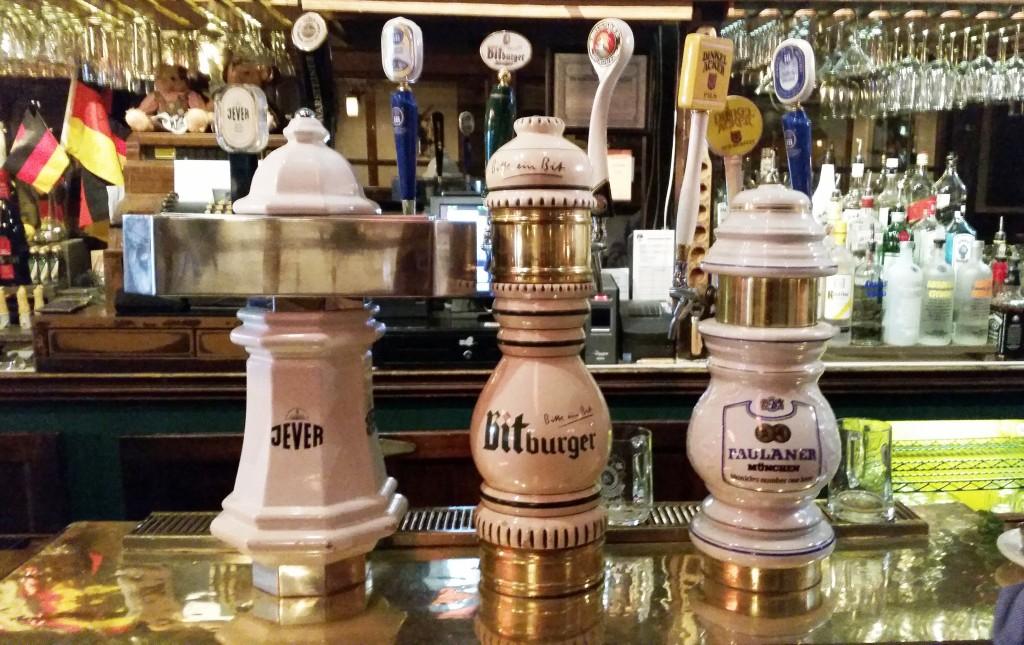 Draft Beer Taps