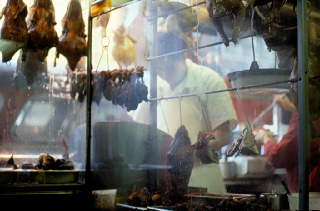 Chinatown kitchen