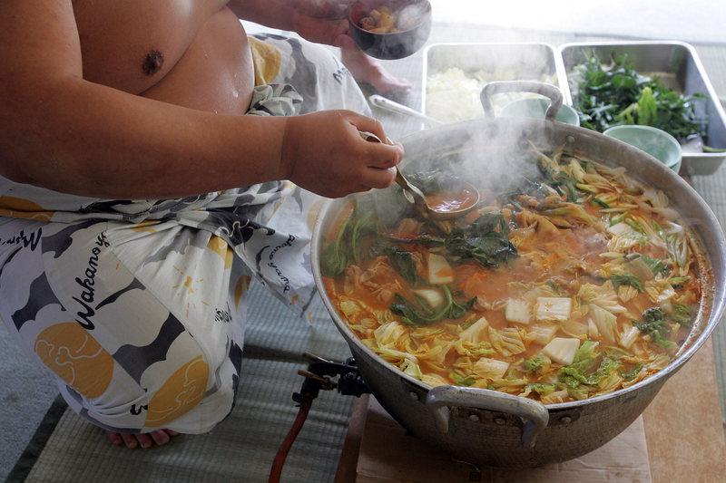 Eat Sumo Style