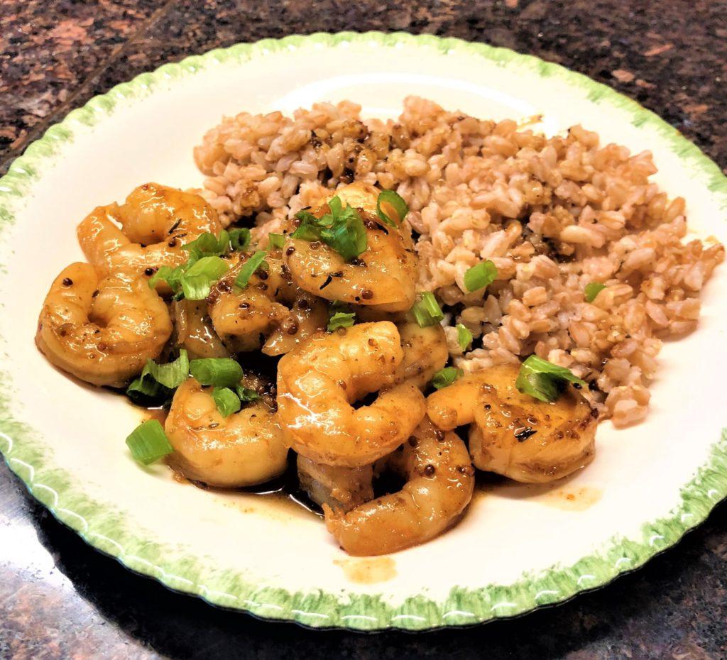 Cajun Garlic Butter Shrimp