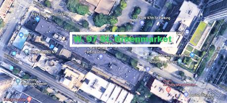 West 97th Street Greenmarket