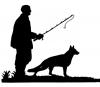 Fishing-German_Shepherd