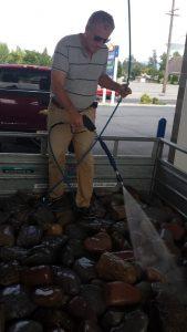 rockcleaning