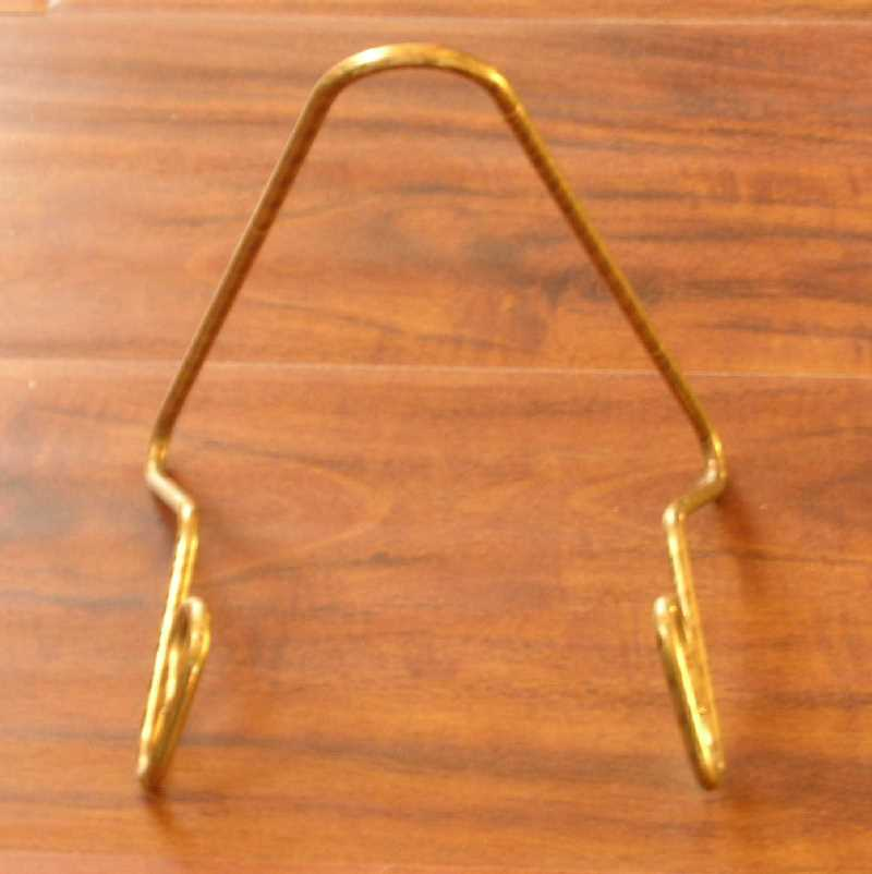 brass metal stand for display 1399256409