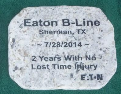 large engraved businesscorporate granite sto 1420933911