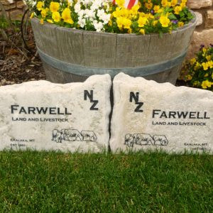 large engraved granite stone 1420588240