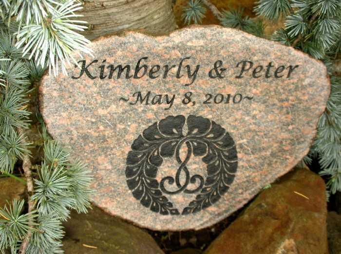 medium engraved garden stone 1399256816