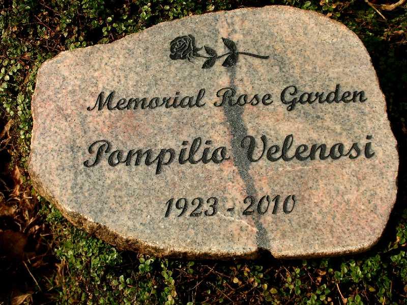 medium engraved granite stone memorial 1399342023