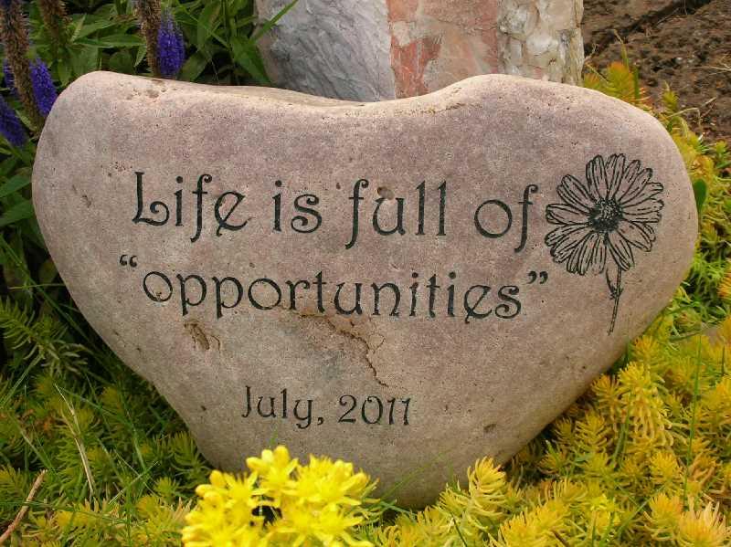 medium engraved river rock 1399230578