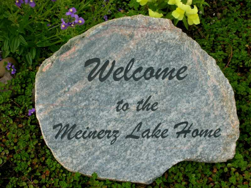 small engraved granite stone 1399255798