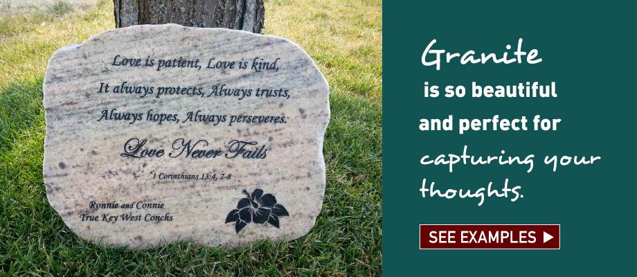 slide engravedgranitememorials