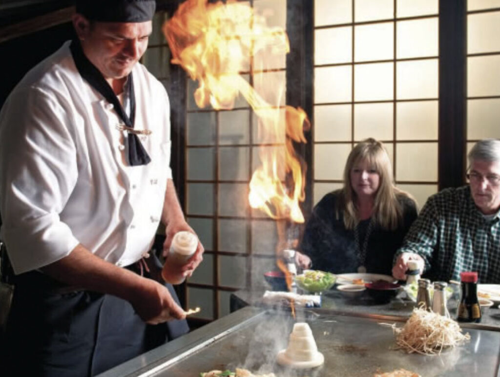 Japanese Palace Review by CBS Local