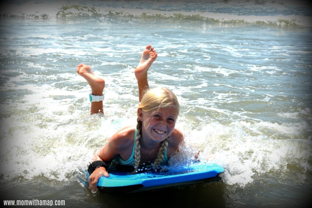 Sharkbanz are the perfect accessory for all children who love playing in the waves.