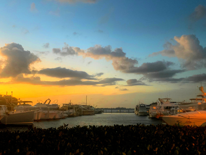 Fort Myers beautiful Sunset