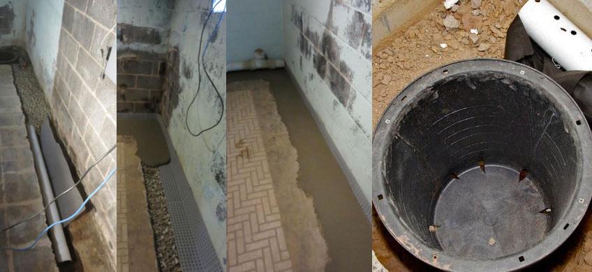Basement Waterproofing Sump Pump