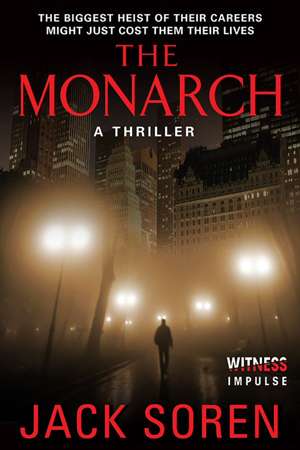 New Monarch cover
