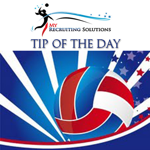 Tip of the Day @ My Recruiting Solutions