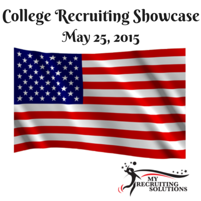 College Recruiting Showcase Memorial Day @MyRecruitingSolutions