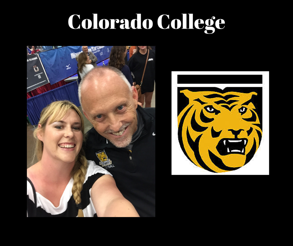 Colorado College Volleyball
