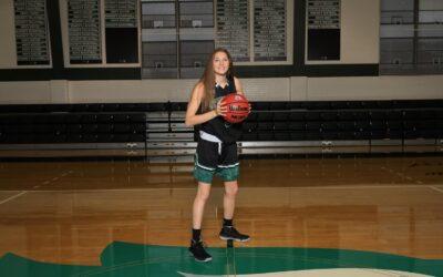 Katie Lewis, Greensboro College Class of 2020