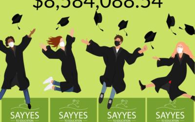 $8.5 Million Scholarship Impact for GCS Grads