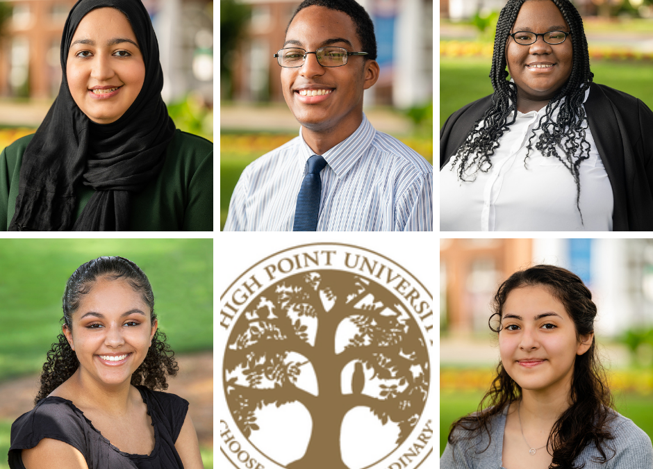 Meet the Five GCS Graduates Awarded Full-Tuition Say Yes Scholarships to HPU