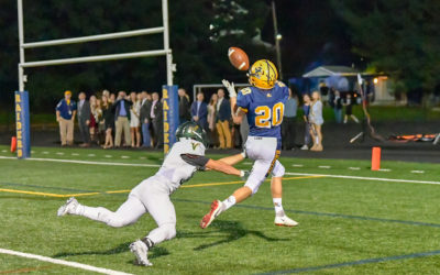 Football: Loudoun County Rolls Past Longtime Rival Loudoun Valley