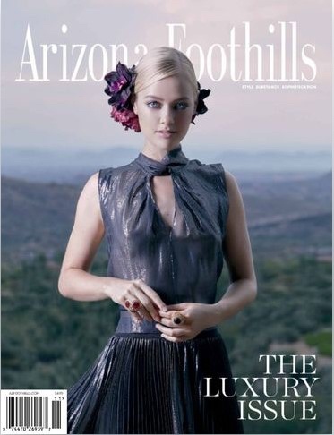 AZ Foothills Cover