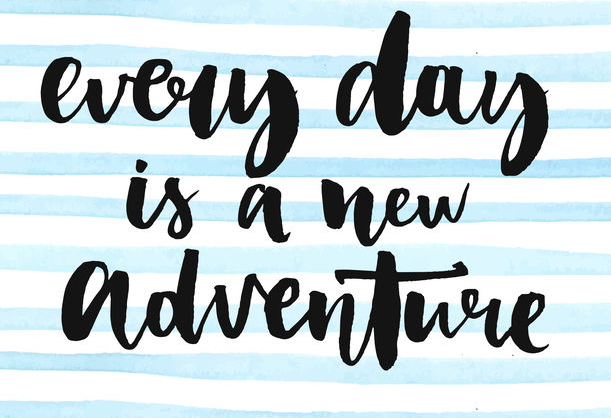 Life's An Adventure Don't Forget Your Attitude