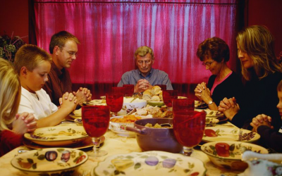 Prayers for Thanksgiving Day