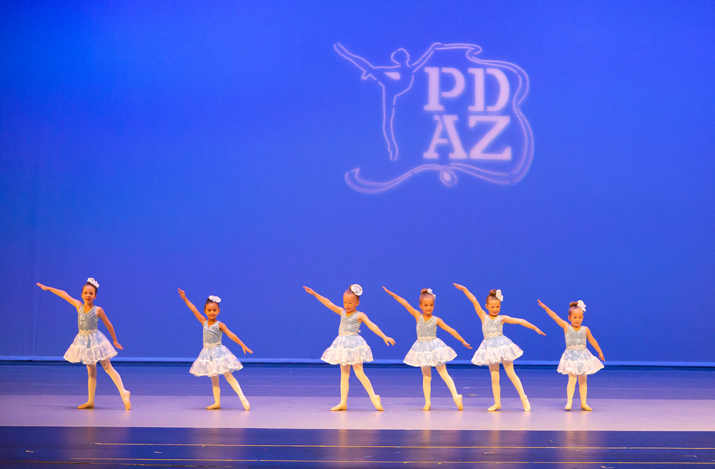 preschool arabesque