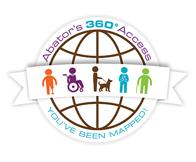 Abator 360-Access Map Logo