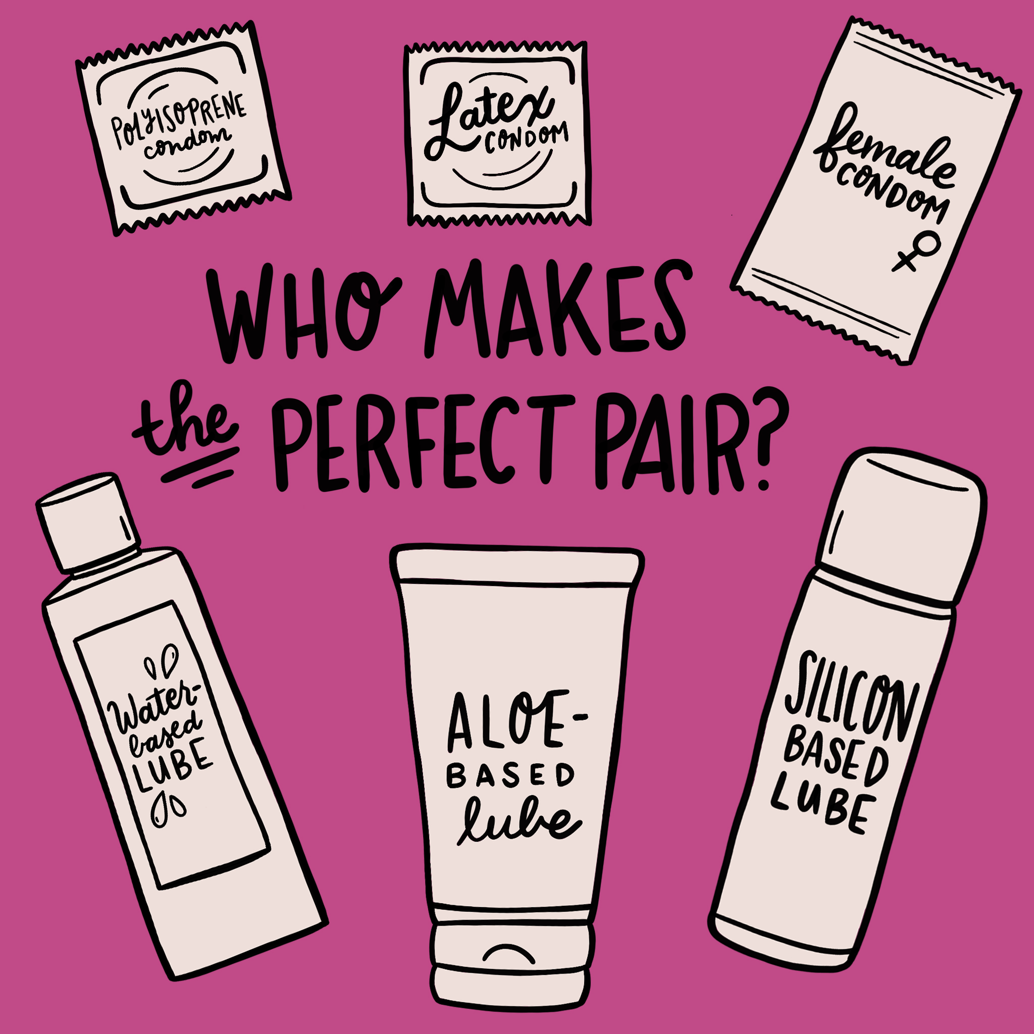 What's in Your Box?: Perfect Pairs
