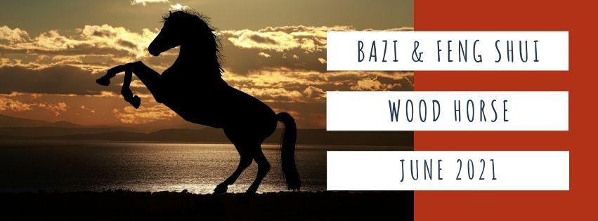June 2021 Yang Wood Horse Feng Shui & BaZi Update