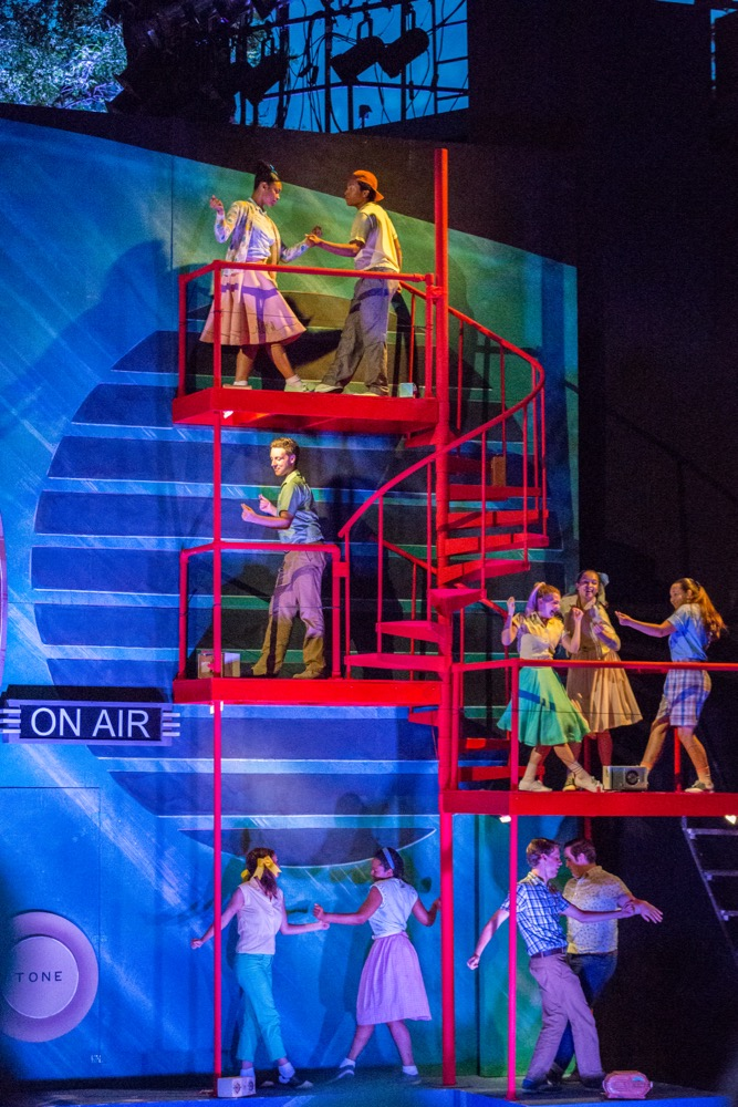Buddy: The Buddy Holly Story at The MUNY, 2015