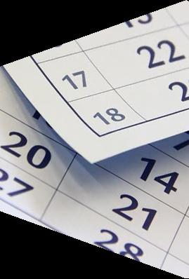 My Prescription Coach Event Calendar