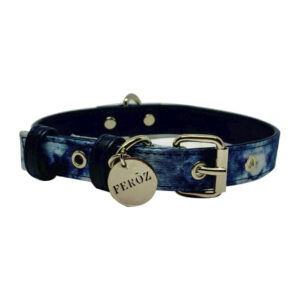 Collar Blue Tie Dye - Feroz